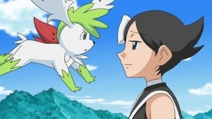 Pokémon Season 13 :Episode 11  Keeping in Top Forme!