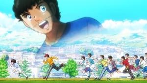 Captain Tsubasa Season 1 :Episode 9  Debonair End of Act