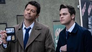 Supernatural Season 15 :Episode 15  Gimme Shelter