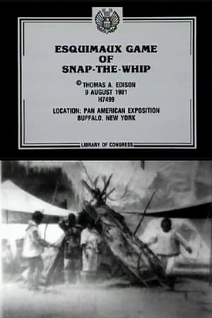 Esquimaux Game of Snap-the-Whip (1901)