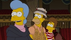 The Simpsons Season 23 : How I Wet Your Mother