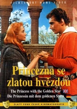 Princesse avec une étoile d'or