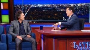 The Late Show with Stephen Colbert Season 1 :Episode 44  Mark Ruffalo, John Cleese, Michael Flatley