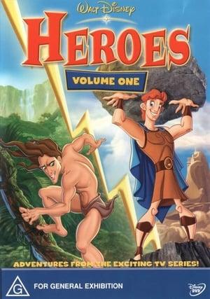 Watch Disney Heroes Volume 1 Full Movie
