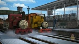 Thomas & Friends Season 18 :Episode 18  Last Train For Christmas