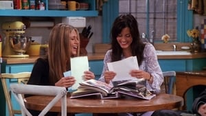 Friends Season 7 : The One with Rachel's Book