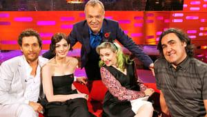 Matthew McConaughey, Anne Hathaway, Lena Dunham, Micky Flanagan, Sia