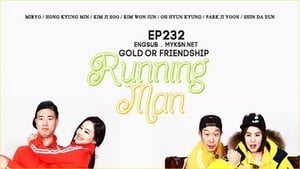 Running Man Season 1 :Episode 232  Best Friends Race - Gold or Friendship?