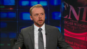 The Daily Show with Trevor Noah Season 18 : Simon Pegg