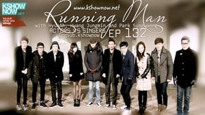 Running Man Season 1 :Episode 132  Actors (Spy) VS Singers (Spy)