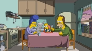 The Simpsons Season 29 :Episode 13  3 Scenes Plus A Tag From A Marriage