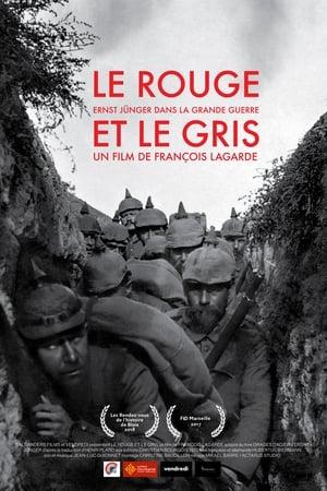 Le rouge et le gris, Ernst Jünger dans la grande guerre