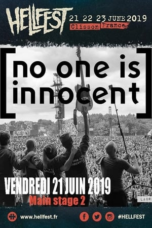 No One Is Innocent au Hellfest 2019