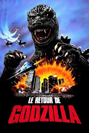 Télécharger Le Retour de Godzilla ou regarder en streaming Torrent magnet