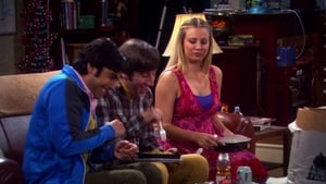 Episodio TV Online The Big Bang Theory HD Temporada 4 E2 La amplificación de verduras crucíferas