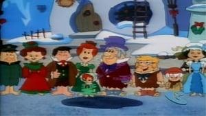 O colindă de Crăciun a familiei Flintstone