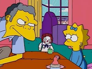 The Simpsons Season 14 : Moe Baby Blues