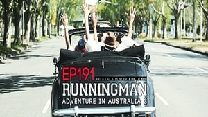 Running Man Season 1 :Episode 191  Adventures in Australia - Part III