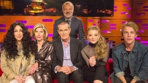 The Graham Norton Show Season 23 :Episode 12  Cher, Christine Baranski, Rupert Everett, Natalie Dormer, Tom Odell