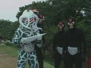 Kamen Rider Season 1 :Episode 37  Poisonous Gas Monster Trickabuto's G-Plan