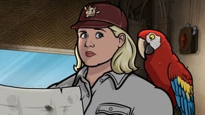 Archer Season 9 : Strange Doings in the Taboo Groves