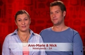 My Kitchen Rules Season 2 :Episode 11  Episode 11 - Anne-Marie and Nick (SA)