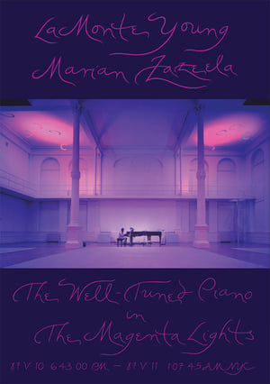 The Well-Tuned Piano In The Magenta Lights