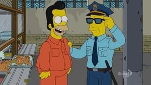 The Simpsons Season 22 :Episode 9  Donnie Fatso