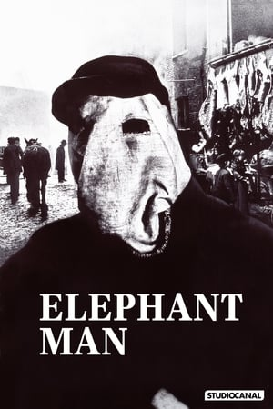 Affiche Elephant Man