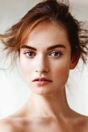 Lily James profile image 12