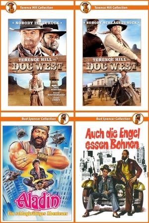 bud-spencer--terence-hill poster