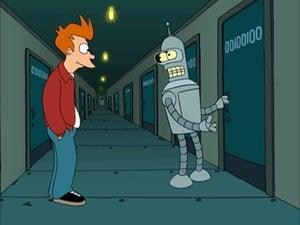 Capture Futurama Saison 1 épisode 3 streaming