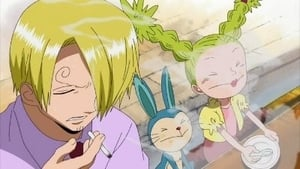 Sanji's Shock! The Mysterious Grandpa and His Incredibly Delicious Cooking