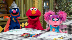Sesame Street Season 50 :Episode 19  Comic Book Adventures