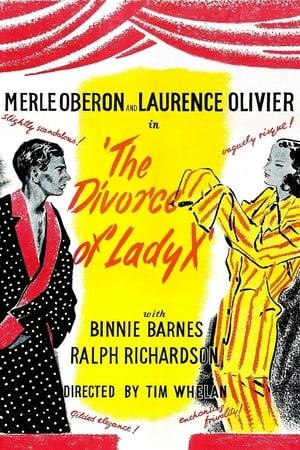 Le divorce de Lady X