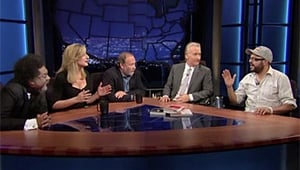 Real Time with Bill Maher Season 8 : October 01, 2010