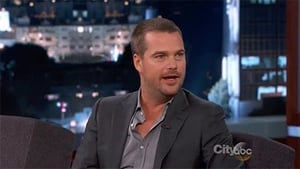Chris O'Donnell; Paul George; The Airborne Toxic Event