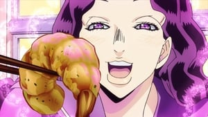 JoJo's Bizarre Adventure Season 3 :Episode 8  Yukako Yamagishi Falls In Love, Part 1