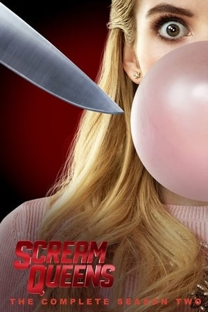 Baixar Serie Scream Queens 2° Temporada (2016) HDTV 720p Legendado Download Torrent
