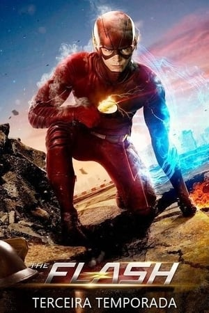 Baixar Serie The Flash 3ª Temporada (2016) HDTV 720p 1080p Dual Audio - Dublado  via Torrent