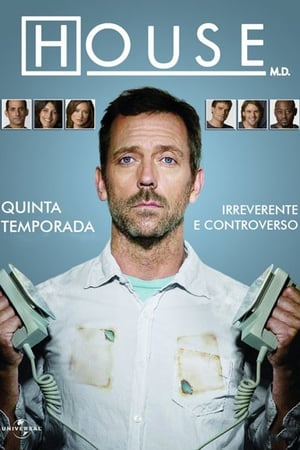 Baixar Serie Dr. House 5ª Temporada Dublado via Torrent