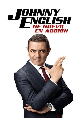 Johnny English 3: De nuevo en acción