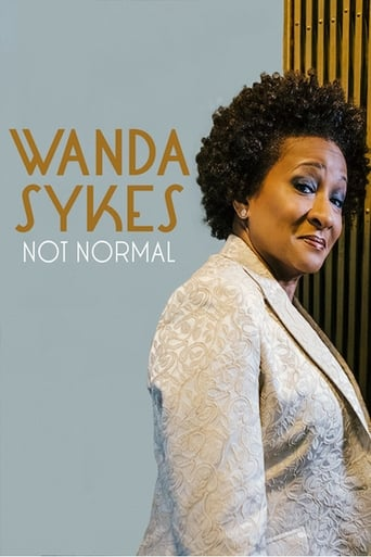 watch Wanda Sykes: Not Normal free online 2019 english subtitles HD stream