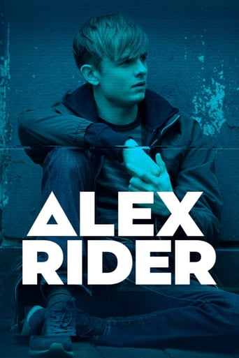 Image Alex Rider - Season 1