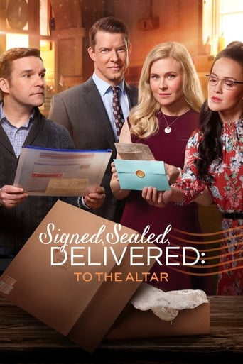 watch Signed, Sealed, Delivered: To the Altar free online 2018 english subtitles HD stream
