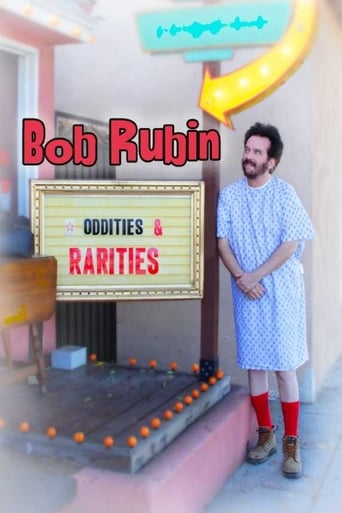 Image Bob Rubin: Oddities and Rarities