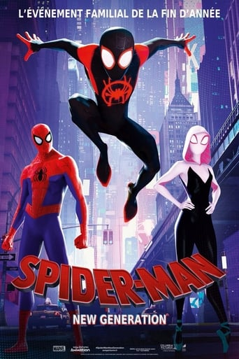 Spider-Man : New Generation (2019) Streaming VF