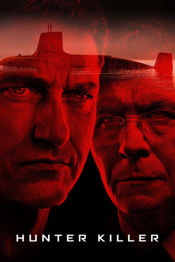 watch Hunter Killer free online 2018 english subtitles HD stream