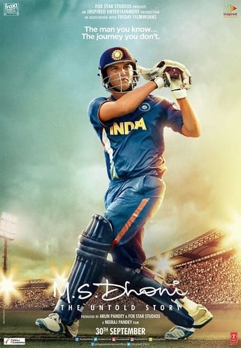 watch M.S. Dhoni: The Untold Story free online 2016 english subtitles HD stream
