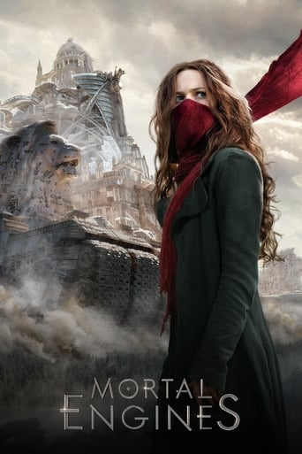 watch Mortal Engines free online 2018 english subtitles HD stream